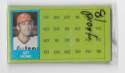 1981 Topps ScratchOff Proofs - HOUSTON ASTROS Team Set