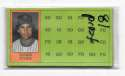 1981 Topps ScratchOff Proofs - NEW YORK METS Team Set