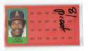 1981 Topps ScratchOff Proofs - CALIFORNIA ANGELS Team Set