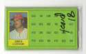 1981 Topps ScratchOff Proofs - PHILADELPHIA PHILLIES Team Set