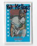 1982 Kelloggs - KANSAS CITY ROYALS Team Set w/ George Brett