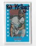 1982 Kelloggs - KANSAS CITY ROYALS Team Set w/ George Brett
