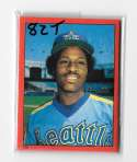 1982 Topps Stickers - SEATTLE MARINERS Team Set
