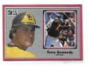 1983 Donruss Action All-Stars (3x5) - SAN DIEGO PADRES Team Set
