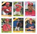 2015 Topps Heritage Minors - ST LOUIS CARDINALS Team Set
