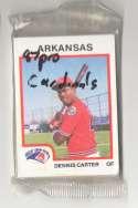 1987 ProCards Minor League Team Set - Arkansas Travelers (Cardinals)