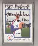 1987 ProCards Minor League Team Set - Jacksonville EXPOS