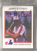 1987 ProCards Minor League Team Set - Jamestown EXPOS