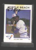 1987 ProCards Minor League Team Set - Myrtle Beach BLUE JAYS