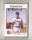 1987 ProCards Minor League Team Set - Tidewater Tides (Mets)