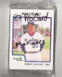 1987 ProCards Minor League Team Set - Wausau Timbers (Mariners)