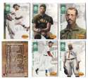 1994 Ted Williams - Negro Leaguers 18 card subset