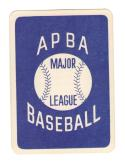 1976 APBA Season EX Players - ST LOUIS CARDINALS Team Set