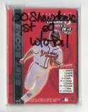2000 MLB Showdown 1st Ed w/o Foils ATLANTA BRAVES Team Set