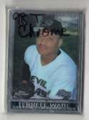 1998 Topps Chrome - TAMPA BAY DEVIL RAYS Team Set