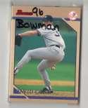 1996 BOWMAN - NEW YORK YANKEES Team Set