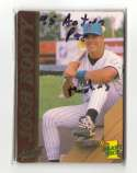 1995 Action Packed - FLORIDA MARLINS Team Set
