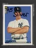 1995 Collectors Choice Silver Signature - NEW YORK YANKEES Team Set