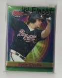 1994 FINEST - ATLANTA BRAVES Team Set
