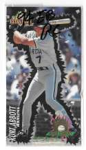 1994 Fleer Extra Bases Rookie Standouts - FLORIDA MARLINS