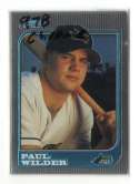 1997 Bowman Chrome - TAMPA BAY DEVIL RAYS Team Set