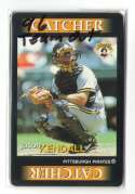 1996 Team Out - PITTSBURGH PIRATES Team Set