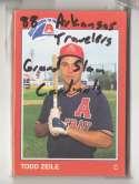 1988 Grand Slam Minor league Team Set - Arkansas Travelers (Cardinals)