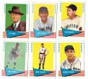 1961 Fleer - BOSTON RED SOX Team Set EX Condition