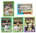 1975 Topps Mini VG-EX PITTSBURGH PIRATES Team Set