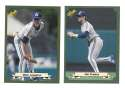 1987 Classic Game (Green) - SEATTLE MARINERS Team Set