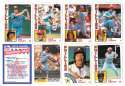 1984 Topps Tiffany - PHILADELPHIA PHILLIES Team Set