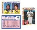 1984 Topps Tiffany - PITTSBURGH PIRATES Team Set