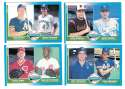 1987 Fleer - Major League Prospects 4 card lot