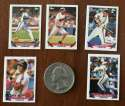 1993 Topps Micro - CLEVELAND INDIANS Team Set