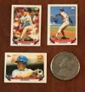 1993 Topps Micro - LOS ANGELES DODGERS Team Set