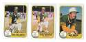 1981 FLEER - OAKLAND ATHLETICS / As Team Set