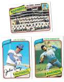 1980 Topps - SEATTLE MARINERS Team Set