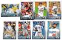 2015 Topps Update - LOS ANGELES DODGERS Team Set