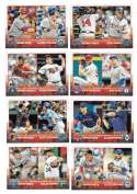 2015 Topps Update - Rookie Combos Subset 8 card lot