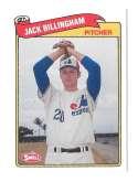1989 Swell Baseball Greats - MONTREAL EXPOS