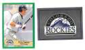 1996 Panini Stickers COLORADO ROCKIES Team Set