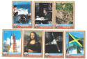 2011 Topps Heritage News Flashbacks - Non Baseball 7 card lot