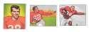 1950 Bowman Football Reprint Team Set - CHICAGO CARDINALS
