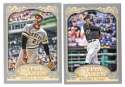 2012 Topps Gypsy Queen - PITTSBURGH PIRATES Team Set