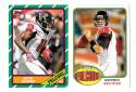 2013 Topps Archives Football (1-200) Team Set - ATLANTA FALCONS