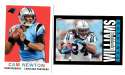 2013 Topps Archives Football Team Set - CAROLINA PANTHERS