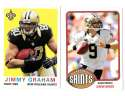 2013 Topps Archives Football Team Set - NEW ORLEANS SAINTS