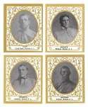 1909 Ramly T204 Reprints - BOSTON RED SOX Team Set