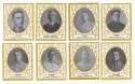 1909 Ramly T204 Reprints - CINCINNATI REDS Team Set