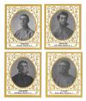 1909 Ramly T204 Reprints - DETROIT TIGERS Team Set